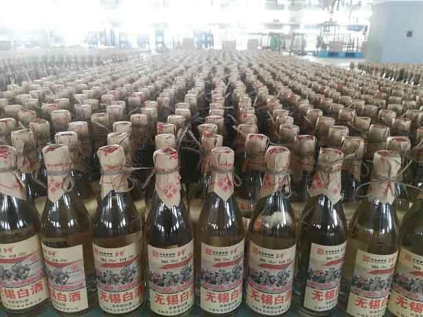 无锡玉祁白酒——高品质粮食酒