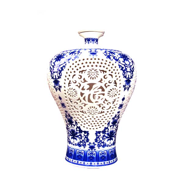 天福青花瓷/十二年陈酿1500ml原浆半干型