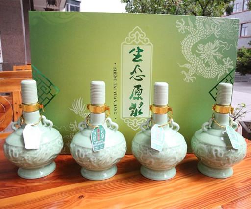 私人定制酒65度芝麻香型生态原浆定制酒