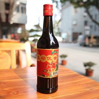玉祁优黄(瓶)500ml